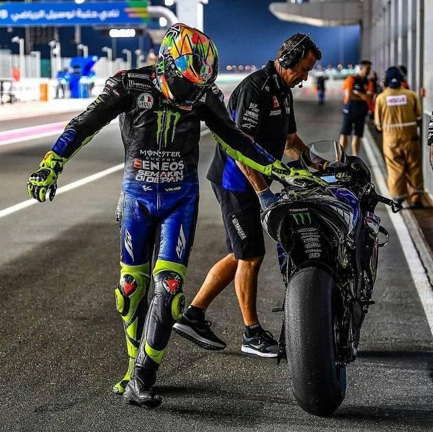 """Rossi """"Saya dan M1 Sangat Siap di Qatar""""! Alert buat Lawan?"""