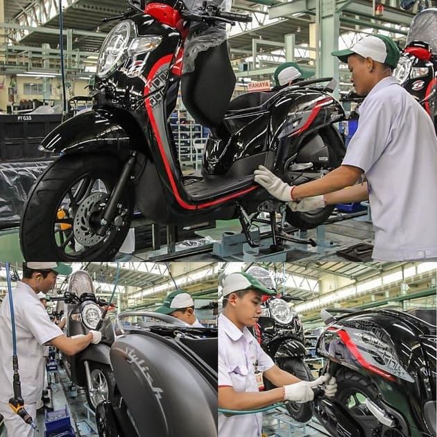 Semakin Laris, AHM Hadirkan 7 Warna Baru New Honda Scoopy 2019