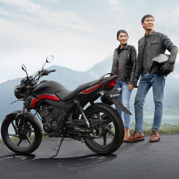 Varian Warna dan Spesifikasi Honda CB150 Verza 2019