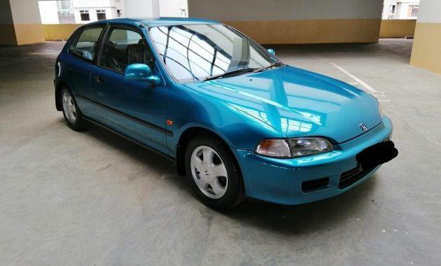 Mobil Bekas: Banderol Mencengangkan Honda Estilo SR3. Setara HRV?
