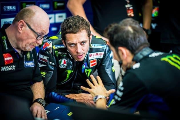 Rossi: Jika Harus Balapan Besok M1 Masih Kalah