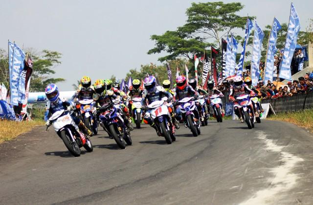 Yamaha Cup Race (YCR) Seri 5 Akan digelar di Pati, Jawa Tengah
