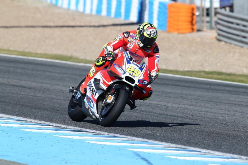 MotoGP: Iannone Menyukai Kinerja Ban Michelin