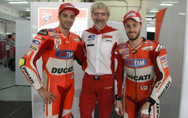 MotoGP: Gigi Lebih Memilih Stoner..???