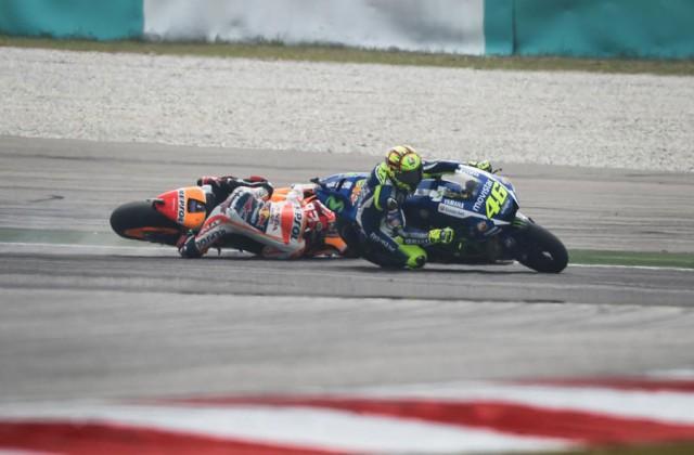 MotoGP: FIM Bentuk Majelis Panel.. Antisipasi Insiden Rossi vs Marquez Terulang Kembali..!!!