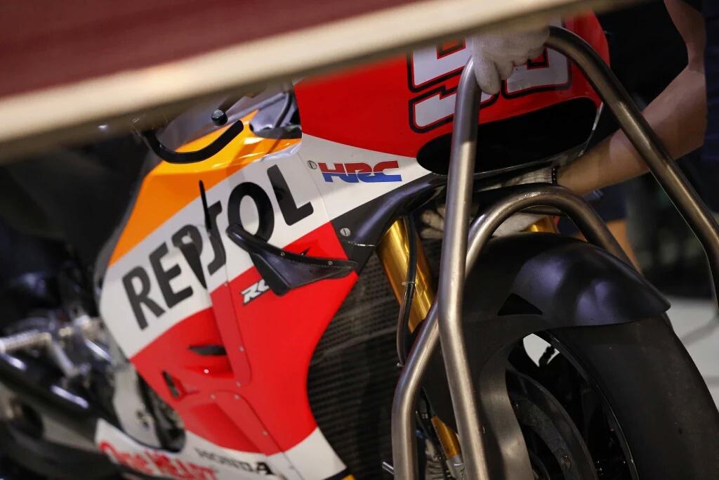MotoGP: Tak Mau Ketinggalan Honda Juga Pasang Winglets Pada RC213V Marquez…!!!