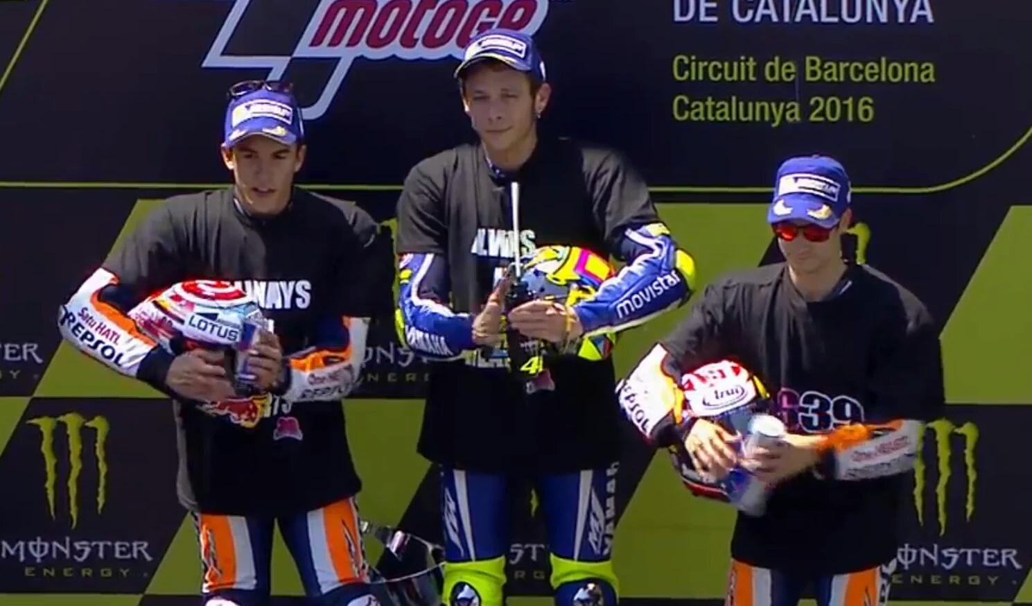 MotoGP: Marquez Akui Rossi Lebih Cepat dibanding Tahun 2015