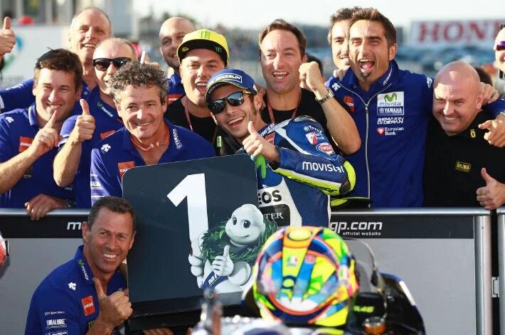 Valentino Rossi Gaspol dan Rebut Pole Position MotoGP Motegi Jepang 2016