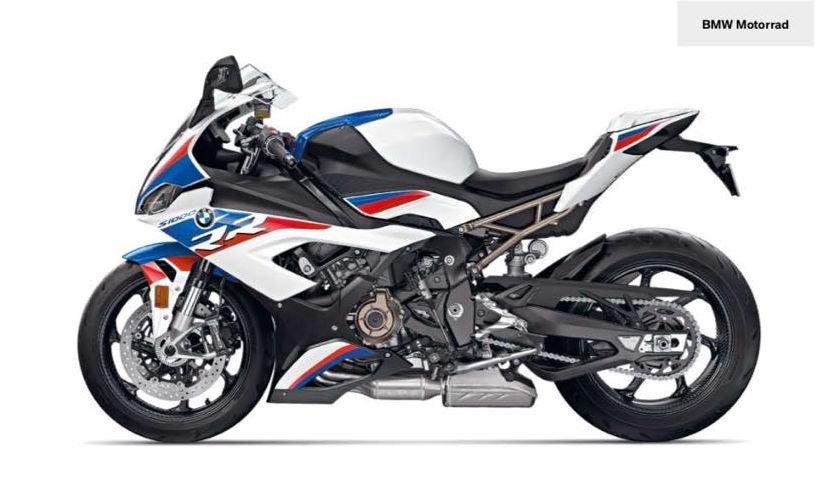 Bocor Penampakan BMW S1000RR dengan Spek Mesin Inline 4 Silinder. Benar-benar Siap Tarung di WSBK?