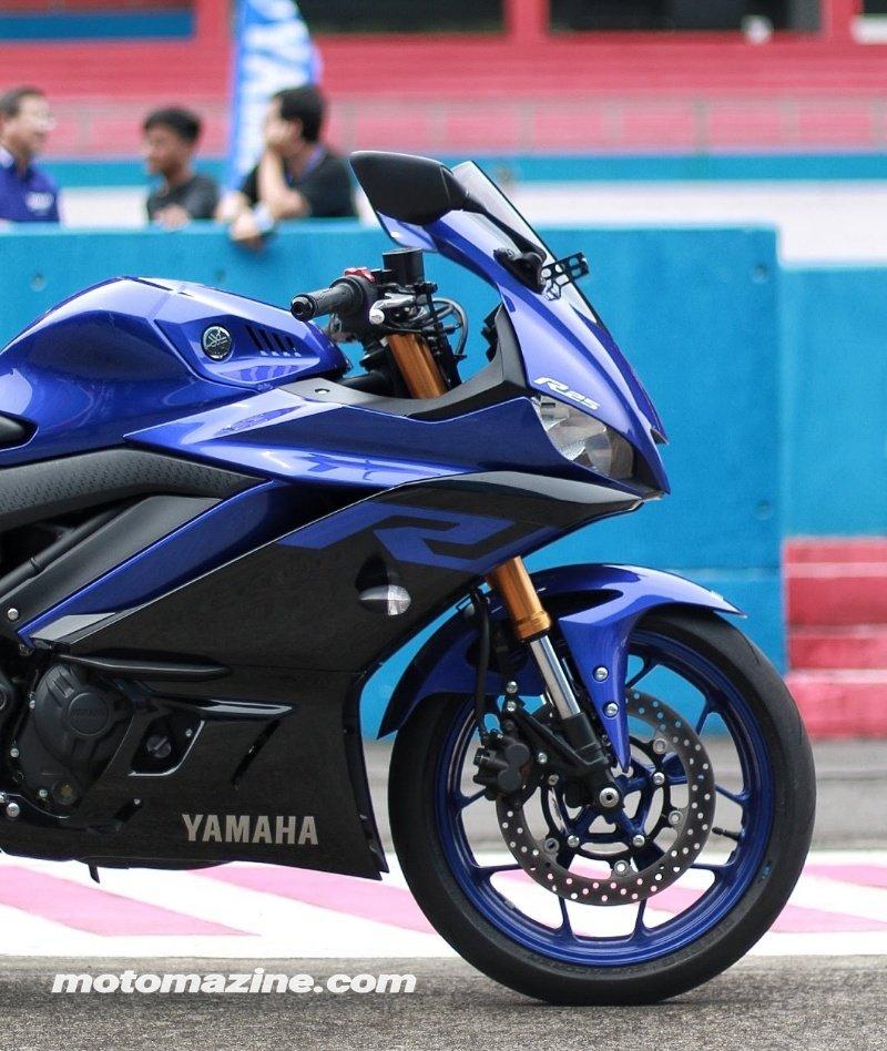 Hari ini DDS Mandiri Rilis Motor Yamaha terbaru di Kediri. New R25? Apa FreeGo?