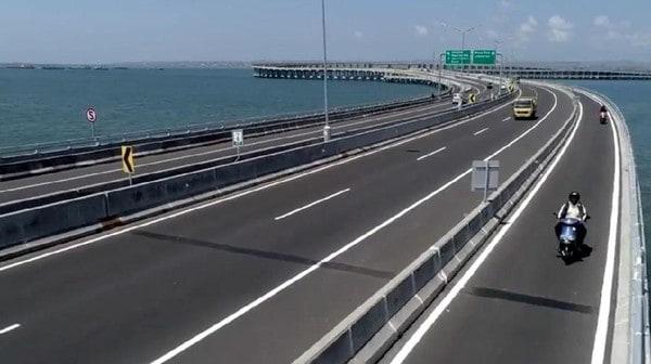 Kabar Gembira, Ketua DPR Usulkan 2,5 Meter Ruas Tol untuk Pemotor